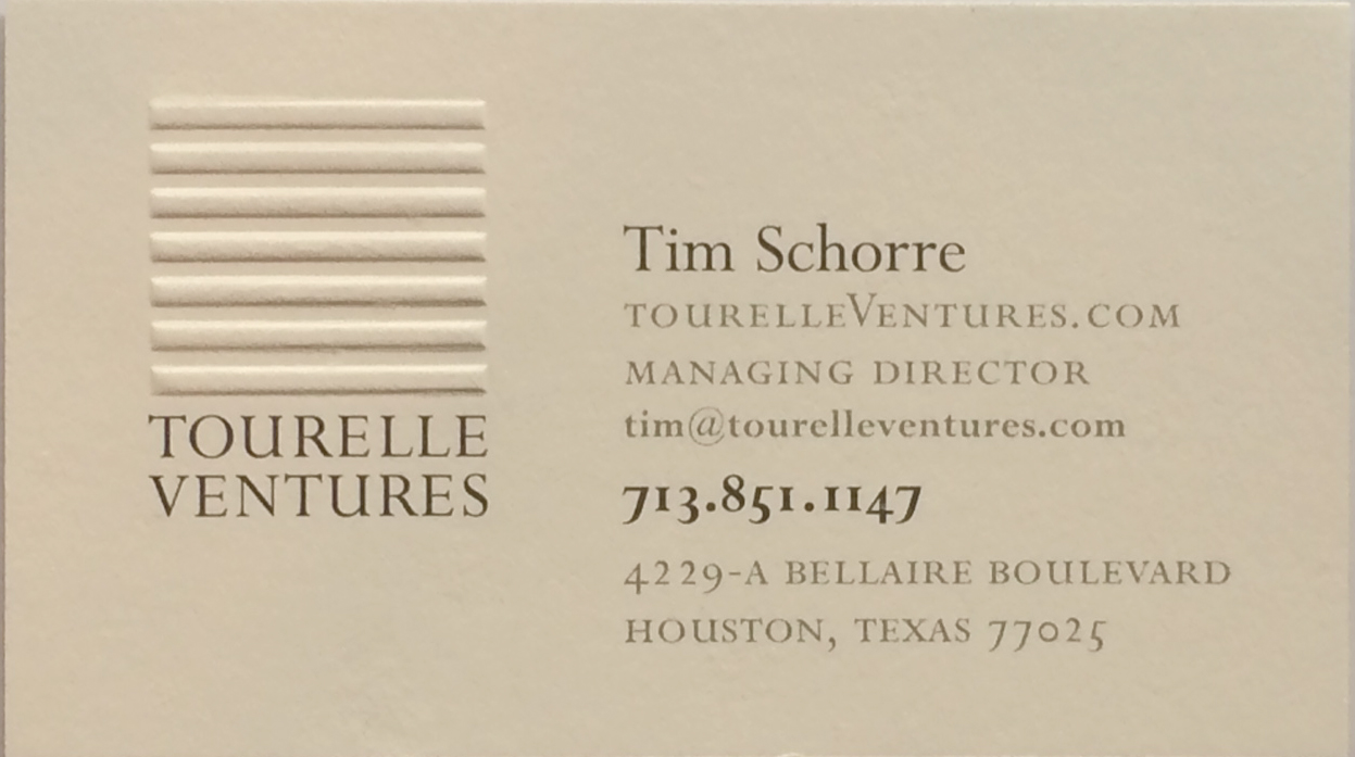 business card for Morningside Mansions by Tourelle Ventures