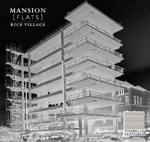 cover design for the brochure for Morningside Mansions